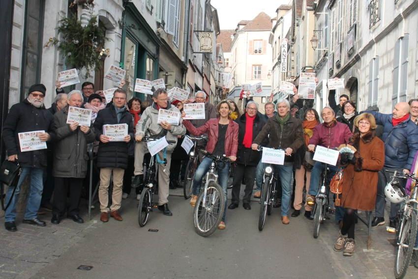 Nouvel élan pour EELV : inscrire durablement l'écologie politique dans l'Auxerrois…