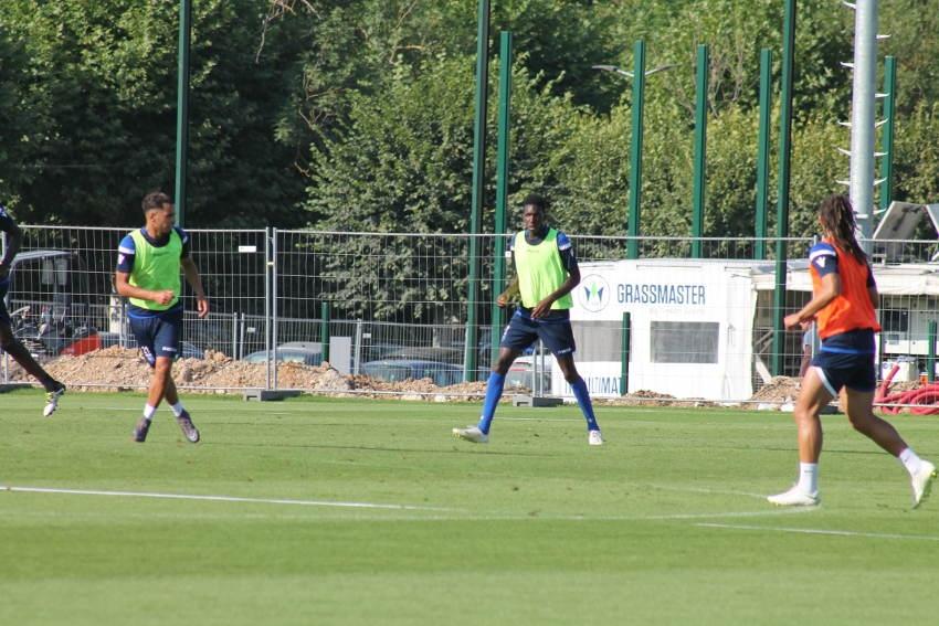 L'AJ Auxerre procède aux ultimes galops d'essai avant la reprise du championnat le 27 juillet…
