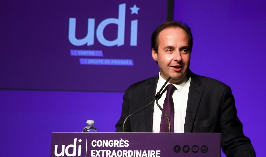 Jean-Christophe LAGARDE (UDI) en immersion à la Saint-Vincent à Vézelay avant d'évoquer l'Europe agricole…