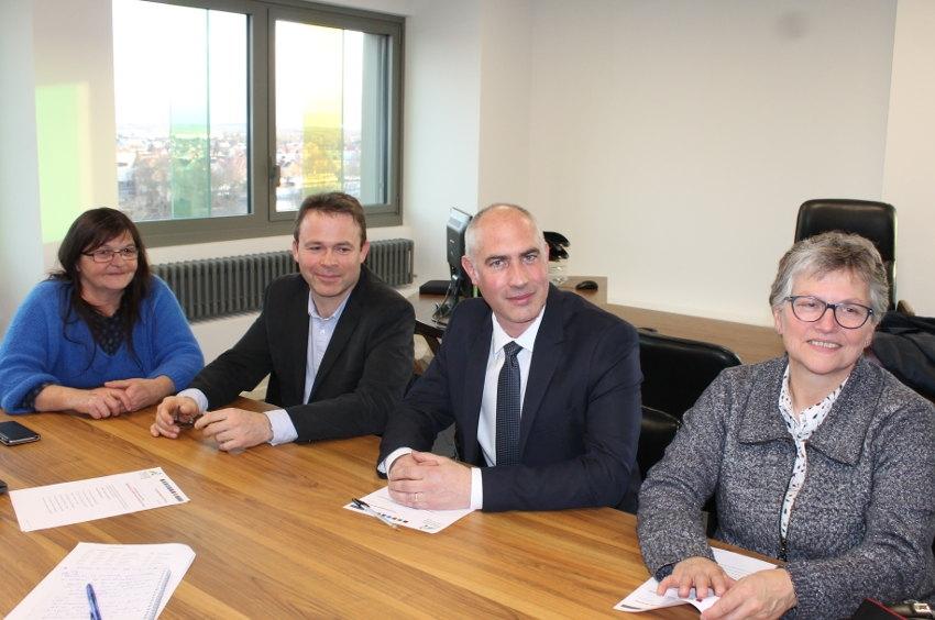 Coup de pouce au monde agricole : la Région débloque une enveloppe d'1,5 million d'euros