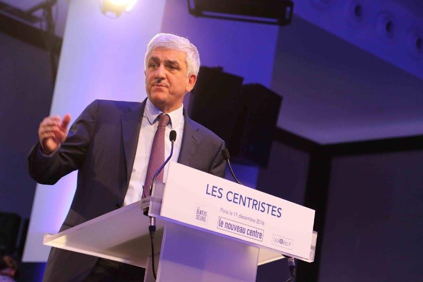 Le Nouveau Centre accueillera son chef de file, Hervé MORIN, pour lancer le club « Territoires » dans l'Yonne…