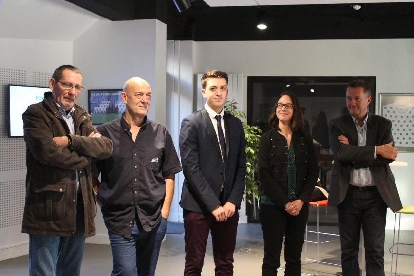 GROUPAMA Paris Val de Loire héberge les jeunes pousses de l'économie en accueillant des start-up prometteuses…