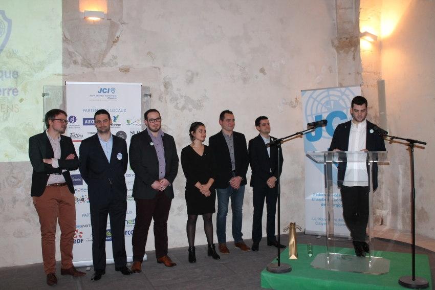 JCE Auxerre : la reconnaissance de l'être humain grâce à la valorisation de la société…