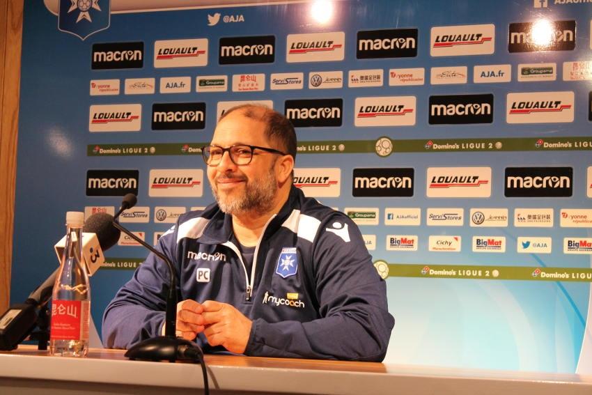 Le récent faux pas de l'AJ Auxerre doit servir d'exutoire pour mieux repartir de l'avant contre le FC Sochaux !