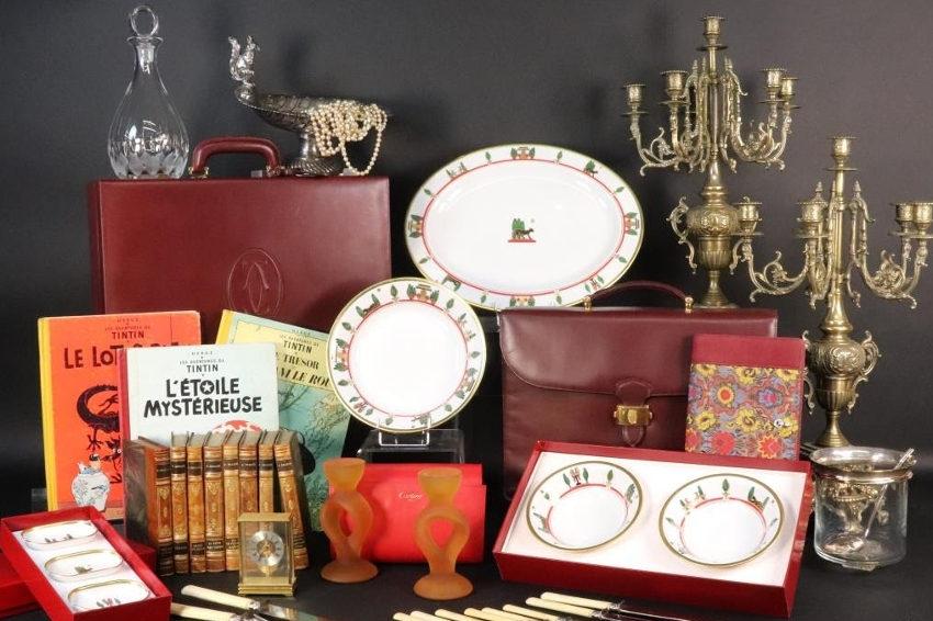 Le temps des étrennes chez Auxerre Enchères : des idées de cadeaux comme s'il en pleuvait…