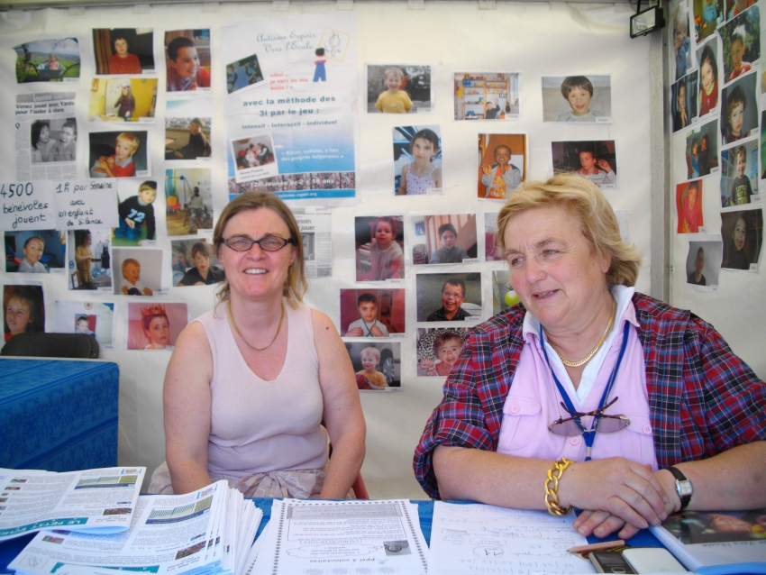 « Autisme espoir vers l'école » (AEVE) favorable à la démocratisation de la méthode des « 3i » en France…