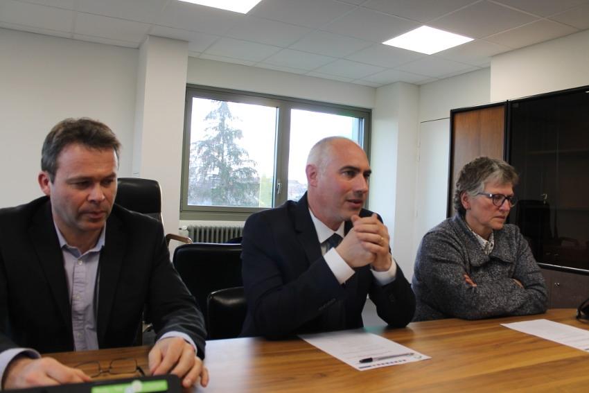 Arnaud DELESTRE suit les pas d'Etienne HENRIOT à la présidence de la Chambre d'agriculture…