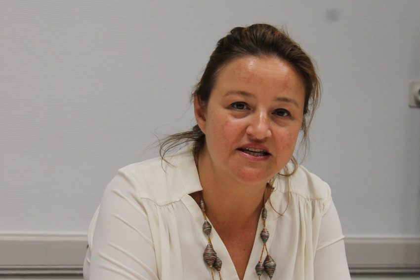 Isabelle FROMENT-MEURICE : « Le Département renouvelle son soutien et ses encouragements au théâtre d'Auxerre »
