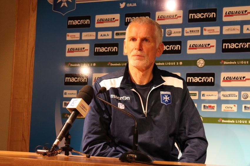 Ligue 2 : l'AJ Auxerre doit éviter le piège tendu par Bourg Péronnas…