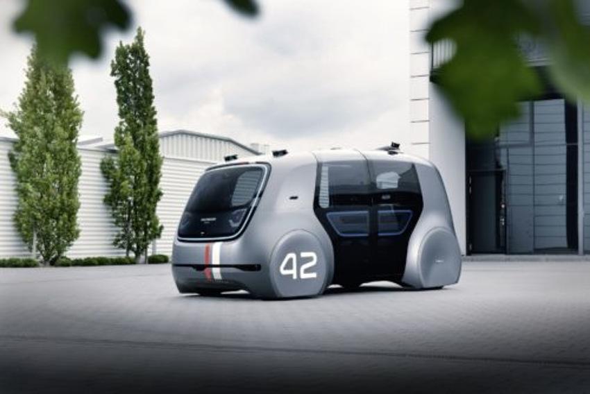 « SEDRIC » : quand VOLKSWAGEN réinvente la mobilité facile grâce à l'électrification et au digital…