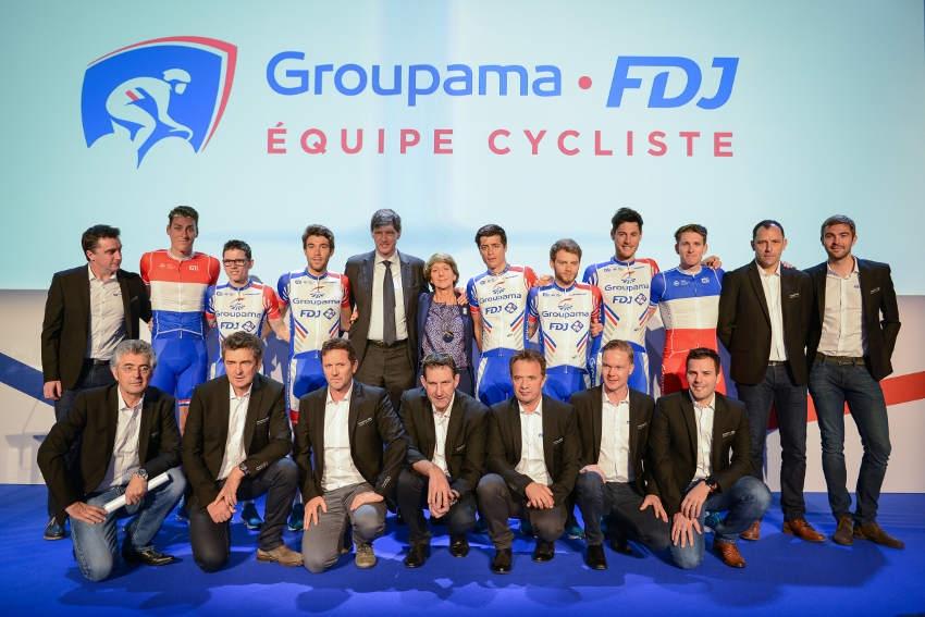 GROUPAMA et la Française des Jeux : unis pour porter les ambitions du cyclisme national à leur firmament…