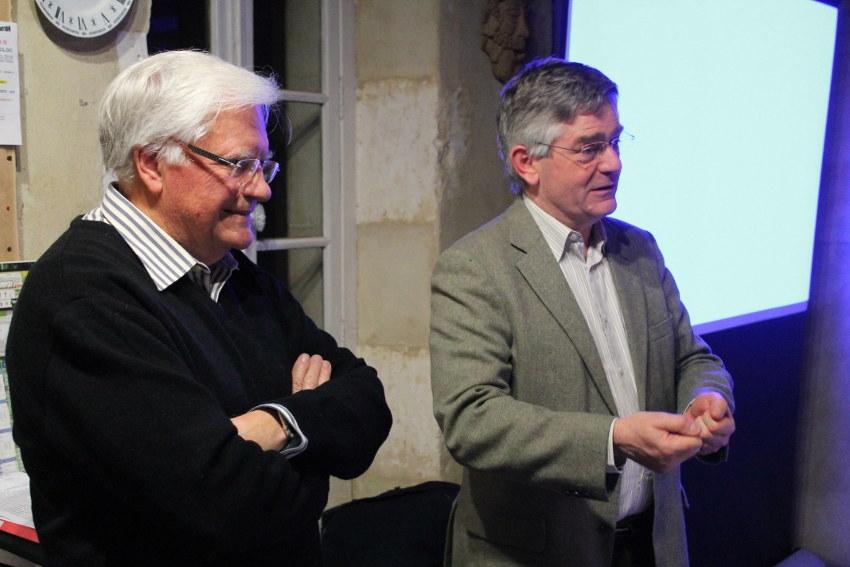 GRANGE de BEAUVAIS : une double collecte au profit de nouveaux projets avec la Fondation du patrimoine…