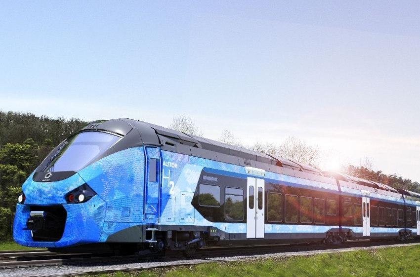 La mutation vers la mobilité hydrogène se concrétise en BFC : la SNCF commande à ALSTOM ses premiers trains