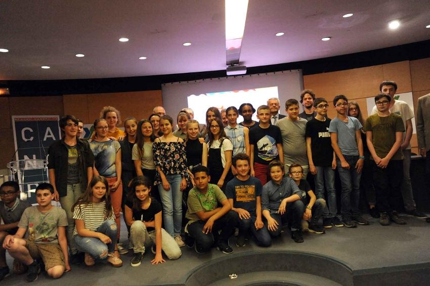 « Ramène ta science dans l'Yonne » : de la graine de jeunes talents pour un concours d'exception !