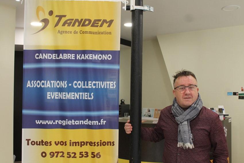 TANDEM affiche de nouvelles prétentions professionnelles en s'installant à Auxerre