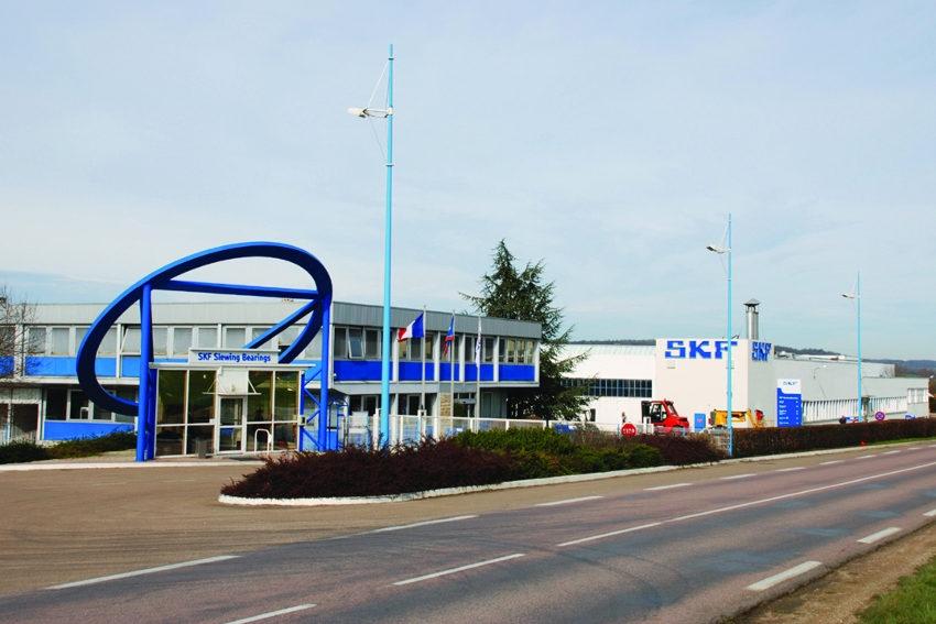 La production sera transférée en Indre-et-Loire d'ici 2022 : ultime baroud d'honneur pour le site SKF à Avallon…