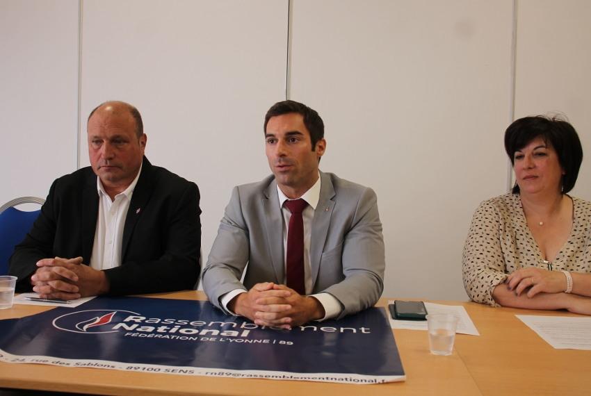Sénatoriales : Xavier ROSALIE et Audrey LOPEZ entrent dans l'arène sous les couleurs du Rassemblement national