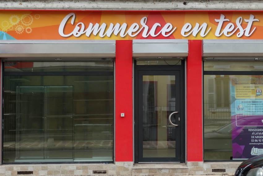Le « Commerce en test », la judicieuse initiative lancée à Migennes pour doper l'activité économique…