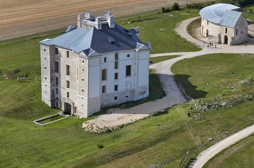 Il a rouvert ce samedi : le Château de MAULNES accueille ses premiers visiteurs…