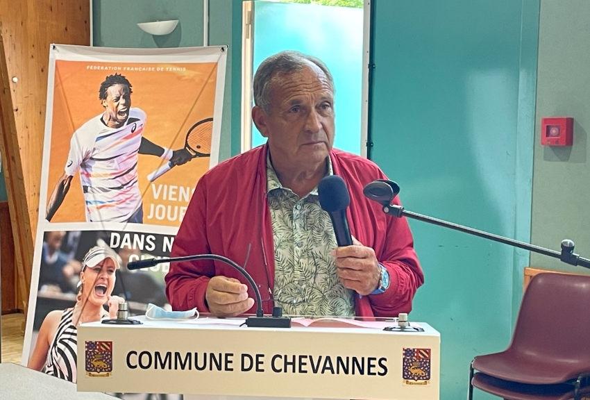 Le Forum des Associations reprend ses droits après deux ans d'absence : le bien-vivre à Chevannes mis en lumière…