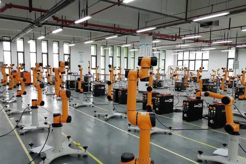 NEED ROBOTICS imprime sa griffe en qualité d'ambassadeur de la quatrième révolution industrielle…
