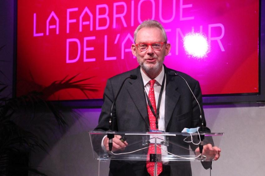 Une pointure de VALEO au colloque de la mobilité : Michel FORISSIER séduit par l'engagement de l'Yonne !