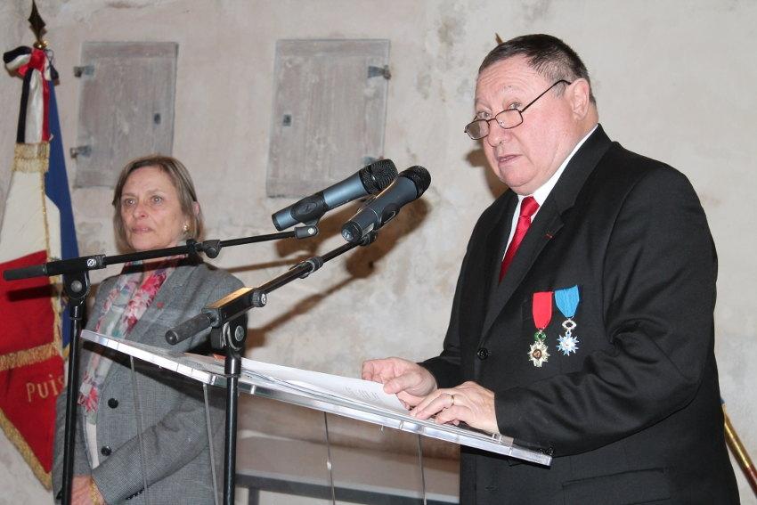 Légion d'Honneur : le devoir de transmettre des valeurs civiques et républicaines aux plus jeunes reste la priorité…