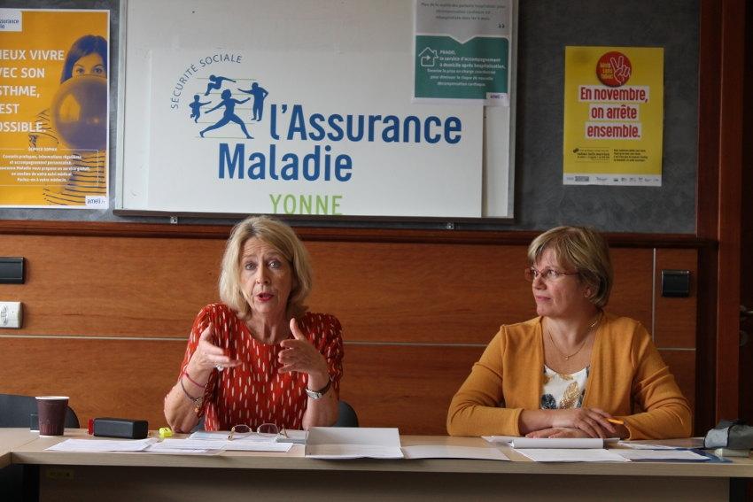 L'encouragement au parcours de soins profite à la patientèle de l'Yonne grâce à la mobilisation de la CPAM