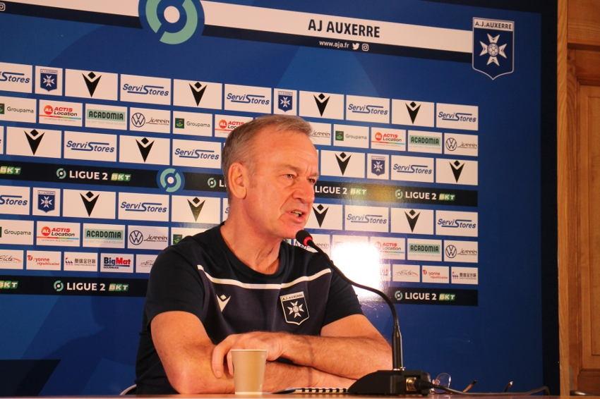 Le huis clos ne devra pas perturber l'AJ Auxerre en quête d'un nouveau succès à domicile…