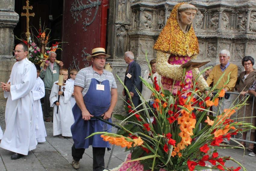 « La Saint-Fiacre 2017 » : l'horticulture et ses filières artisanales sont à l'honneur à Sens