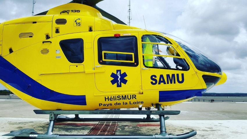 Un hélicoptère sera en appui des urgences de la Nièvre : le soulagement mais pas avant 2020...
