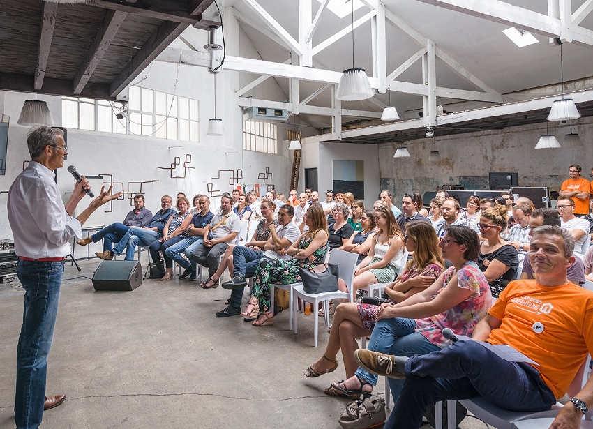 L'avenir de WELDOM se discute en « journées de partage » pour ses collaborateurs