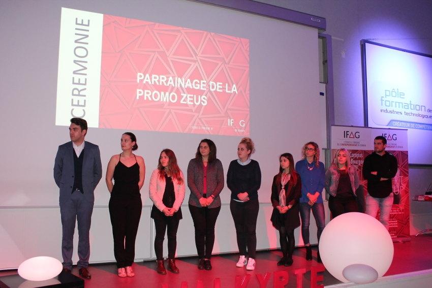 IFAG Auxerre : le « Starter Programme » se découvre lors de portes ouvertes…