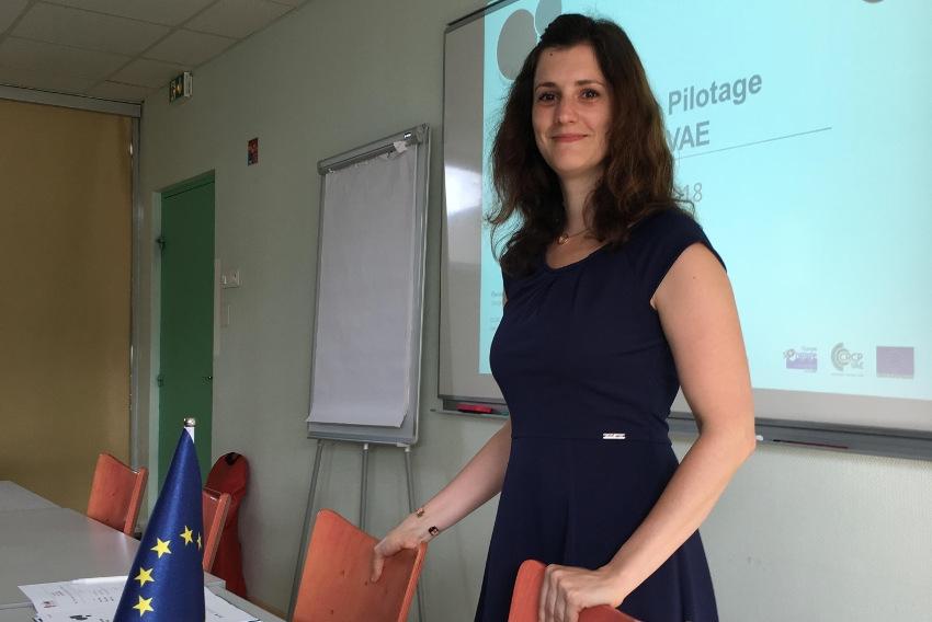 Florine BOUCHARD (CRCP VAE) : « La VAE mérite d'être valorisée auprès des entreprises et de ses salariés… »
