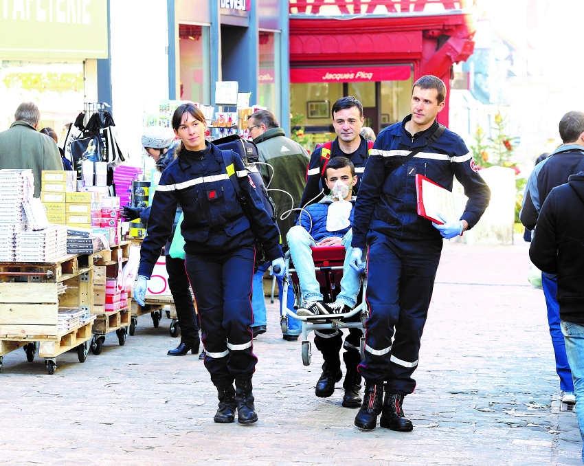 Le SDIS de l'Yonne signe deux nouvelles conventions d'engagement de pompiers volontaires