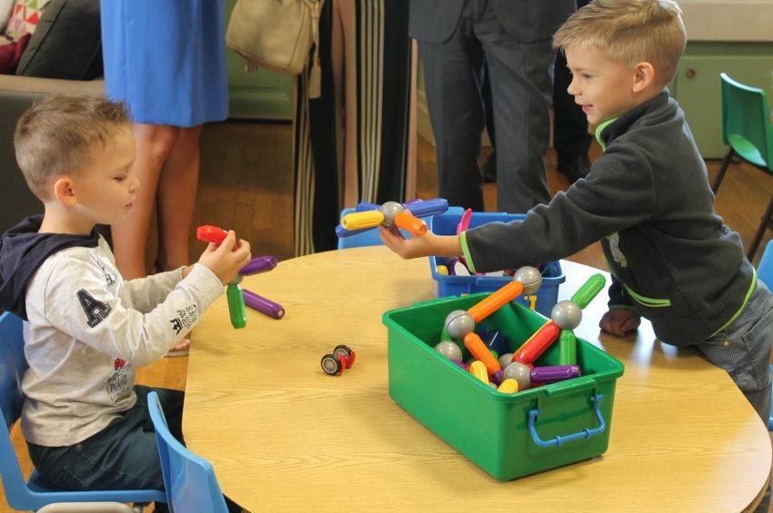 Une reprise en douceur : 534 enfants sur le chemin des écoliers la semaine prochaine à Auxerre…