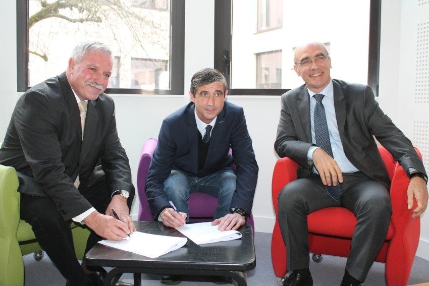 GROUPAMA Paris Val de Loire renouvelle une trilogie de partenariats favorable à l'essor économique du territoire…