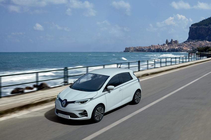 Le cap des 300 000 véhicules électriques vendus est dépassé : Renault se positionne en champion d'Europe