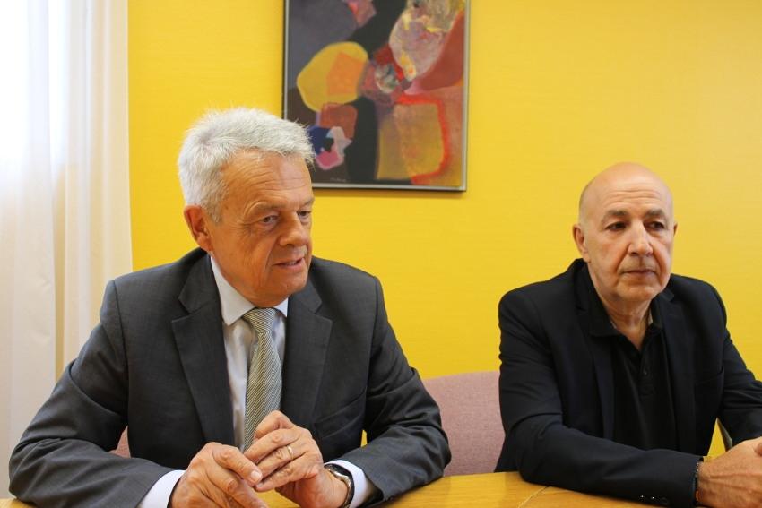 Les dossiers santé et numérique induisent une mutualisation des efforts entre la Région, le Département et les EPCI