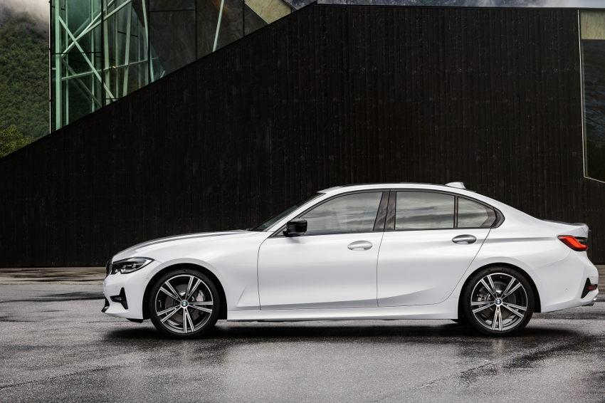 BMW sort ses griffes avec la nouvelle génération de la Série 3