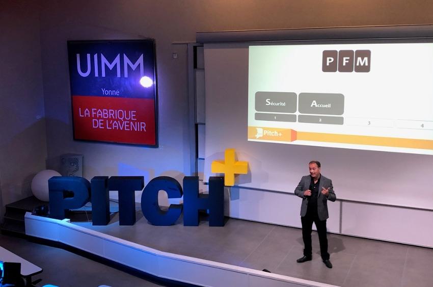 Un bon « pitch » pour faire le buzz : Karim BOUCHROU (PFM) étrenne une pratique percutante de la communication orale