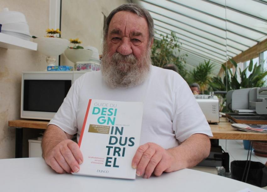 Le designer Michel MILLOT livre un ouvrage où il décortique les étapes indispensables au lancement des produits