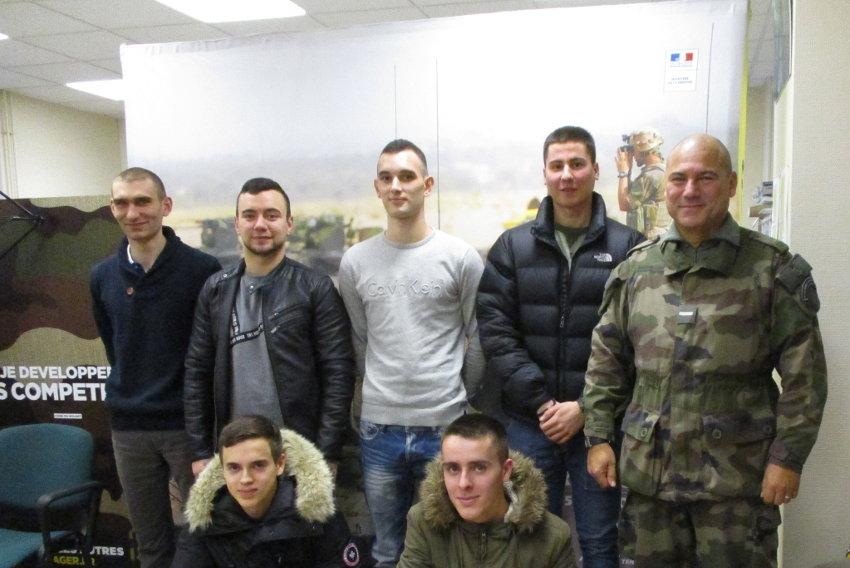 Le CIRFA facilite l'accès à l'emploi pour six nouvelles recrues de l'Yonne
