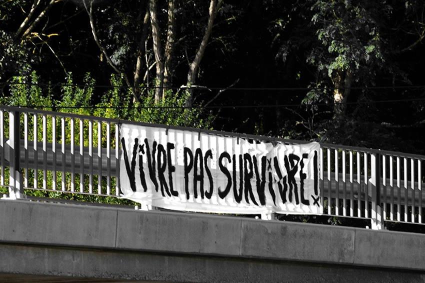 Non au retour à l'anormal : l'Assemblée Populaire d'Auxerre (APA 89) s'offre un maximum de visibilité