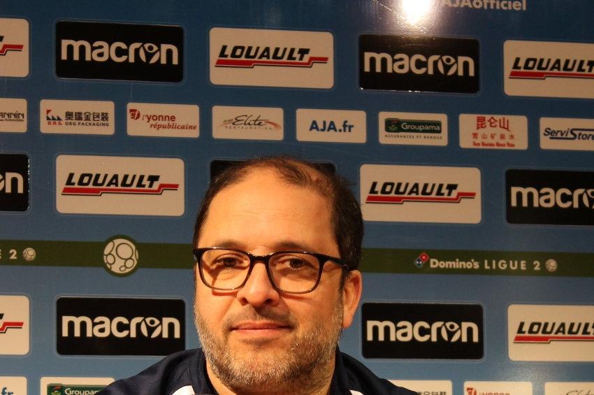 L'AJ Auxerre en déplacement au FC Lorient : « les joueurs peuvent le faire ! »