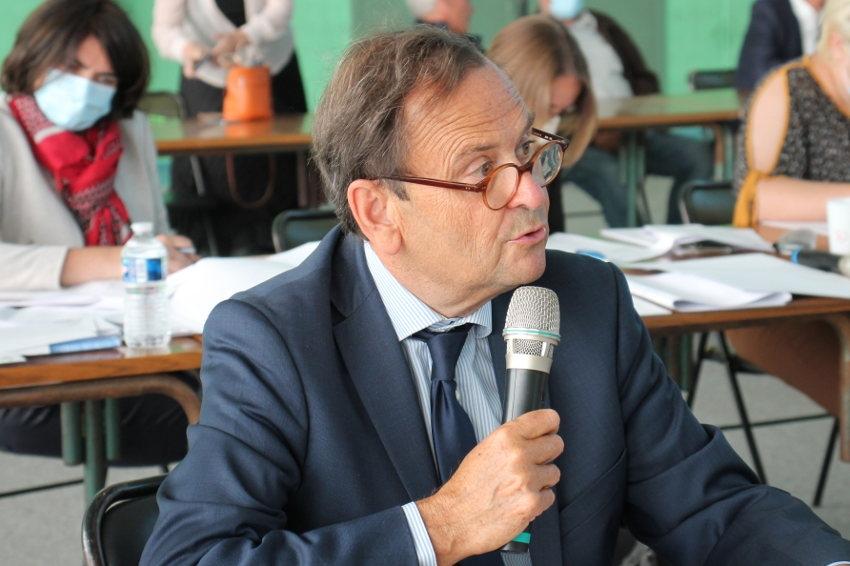 Il retrouve son fauteuil de président pour six ans à la CCPF : Jean-Philippe SAULNIER-ARRIGHI réélu sans trembler