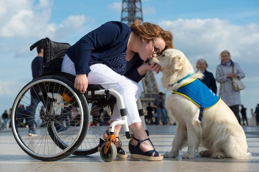 Margaux LENORMAND : « Grâce à JIMBA, le handicap n'est plus une gêne pour avoir une vie sociale… »
