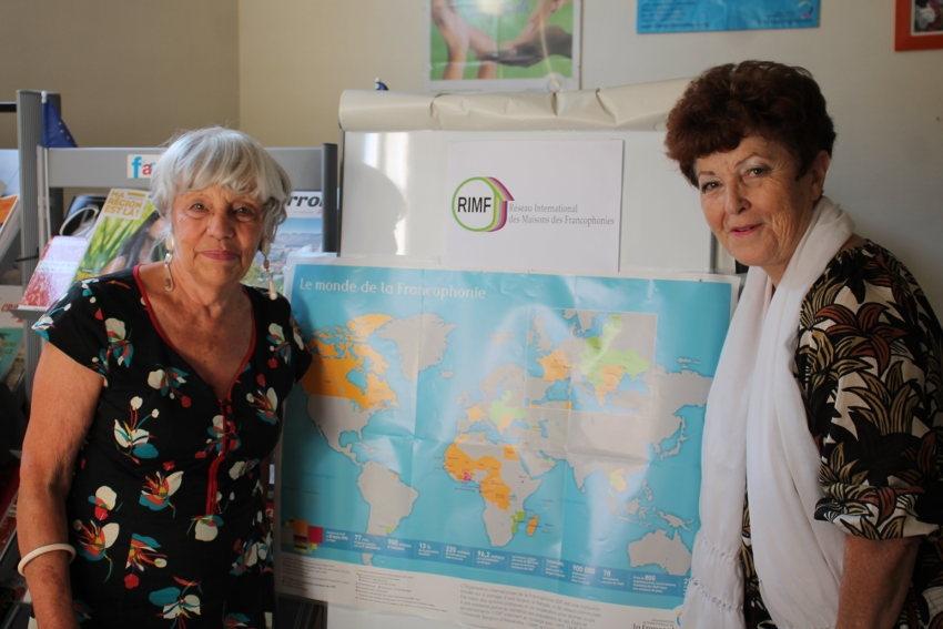 Les Maisons des Francophonies s'offrent une fenêtre sur le monde : le RIMF, organe de partage et de valorisation…