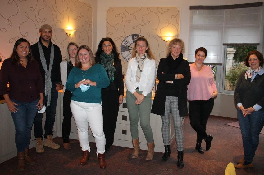 Un « Café pour Elle » s'inaugure à la CPME : l'agréable arôme de retrouvailles constructives…