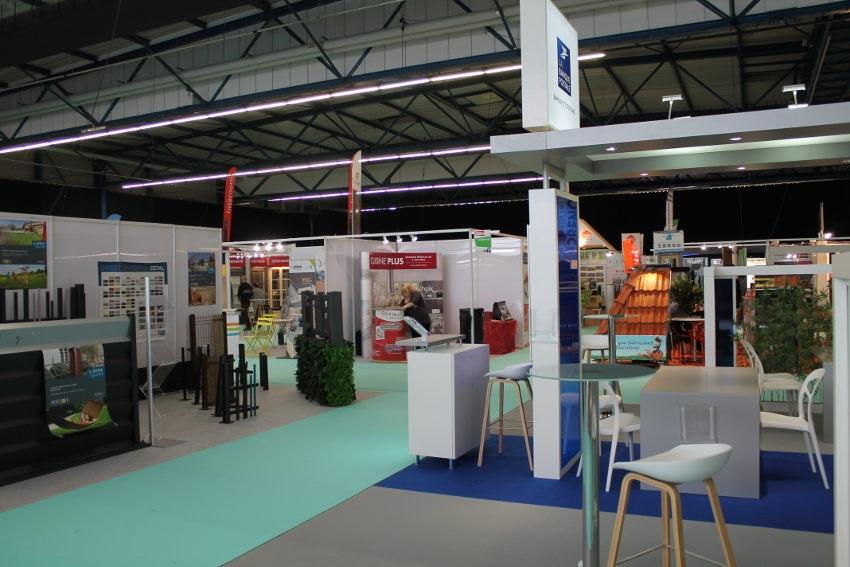 France EXPO signe un nouveau succès avec le Salon de l'Habitat à Auxerre